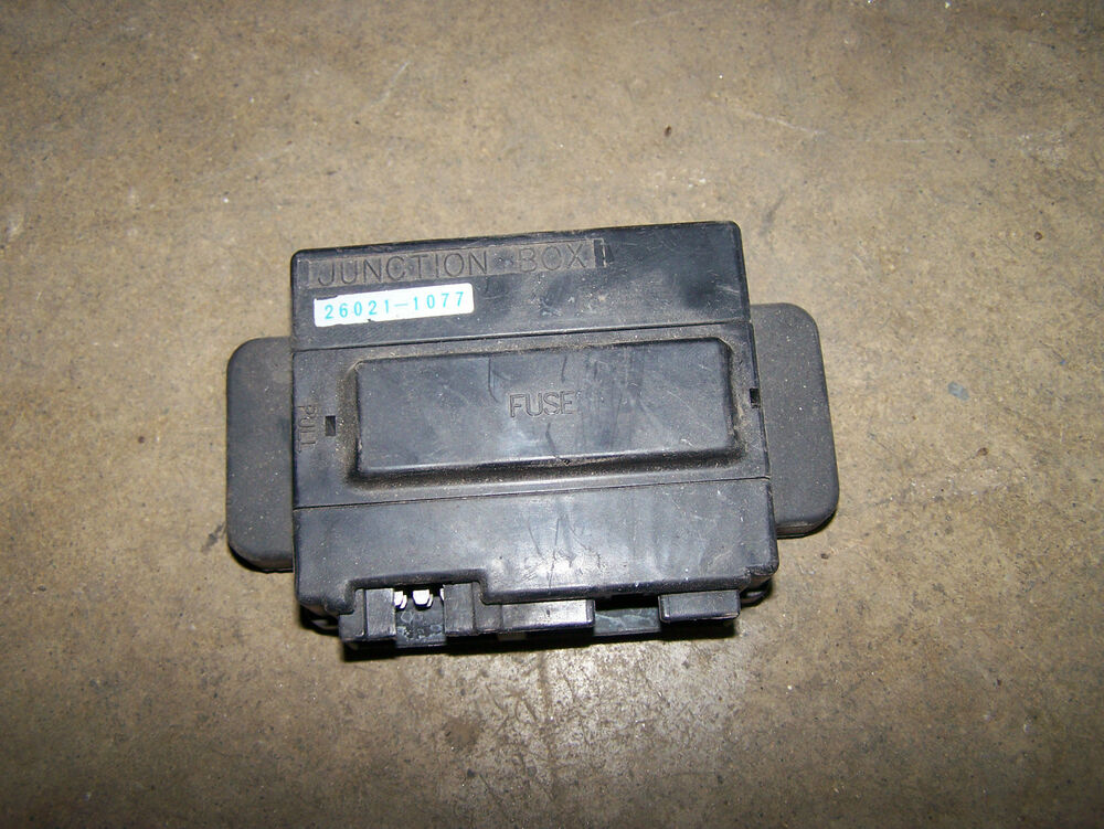 kawasaki en500 vulcan 500 main junction fuse box 1994 1990