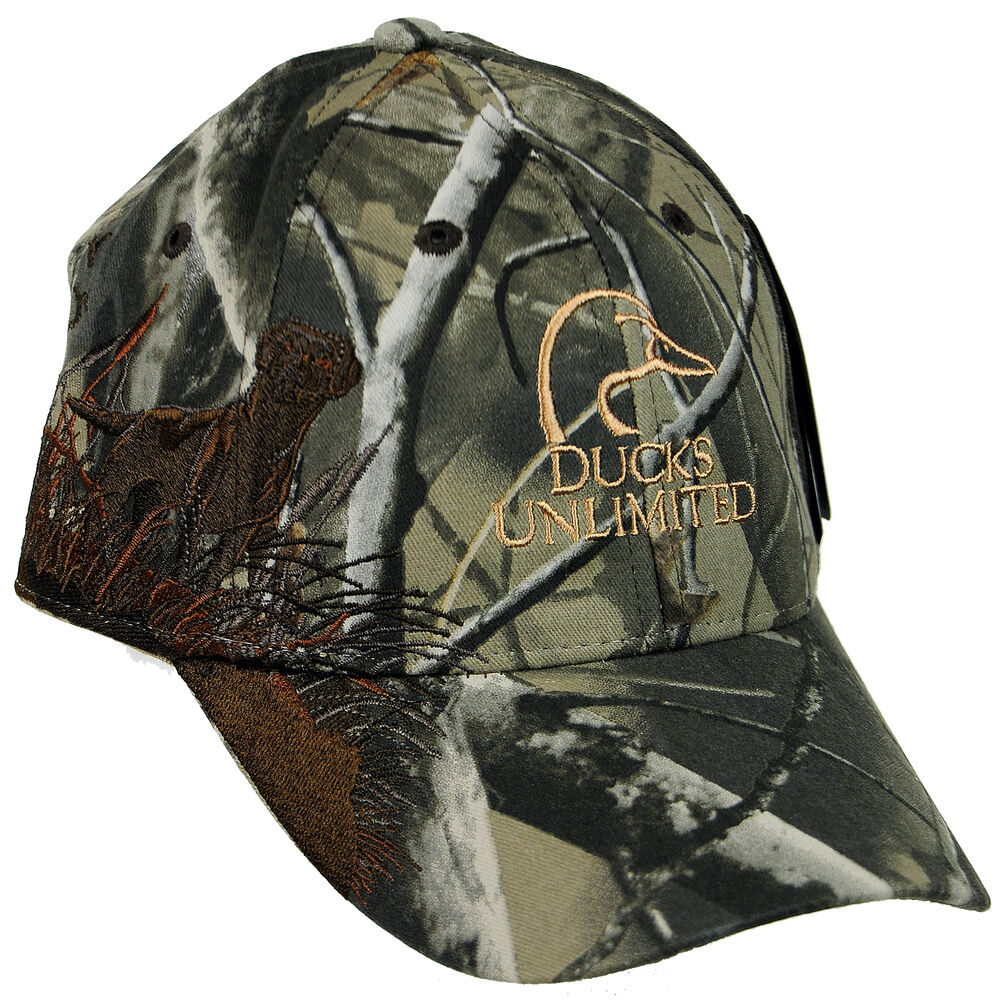 Ducks Unlimited Logo & Labrador Retriever Wildlife Series ...