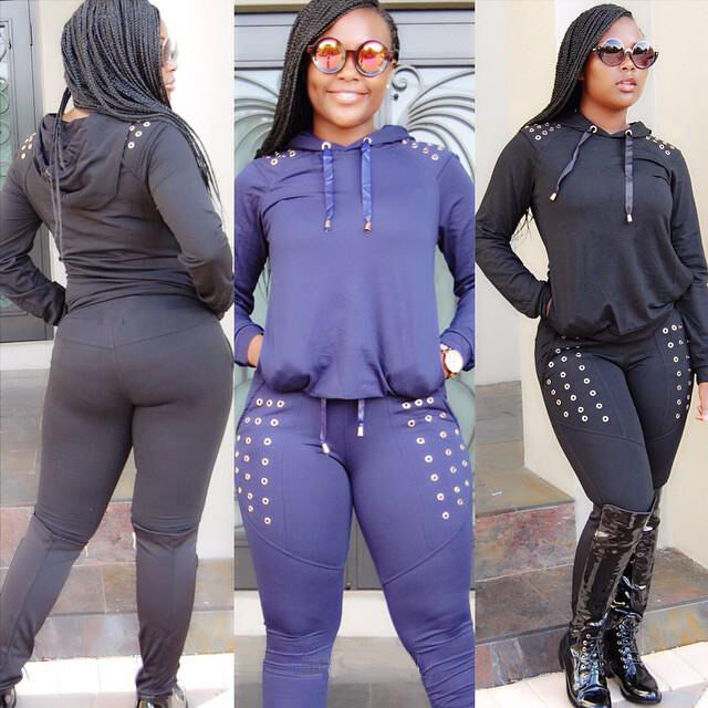 New fashion women tracksuit casual sport running sweat for How to not sweat through dress shirts