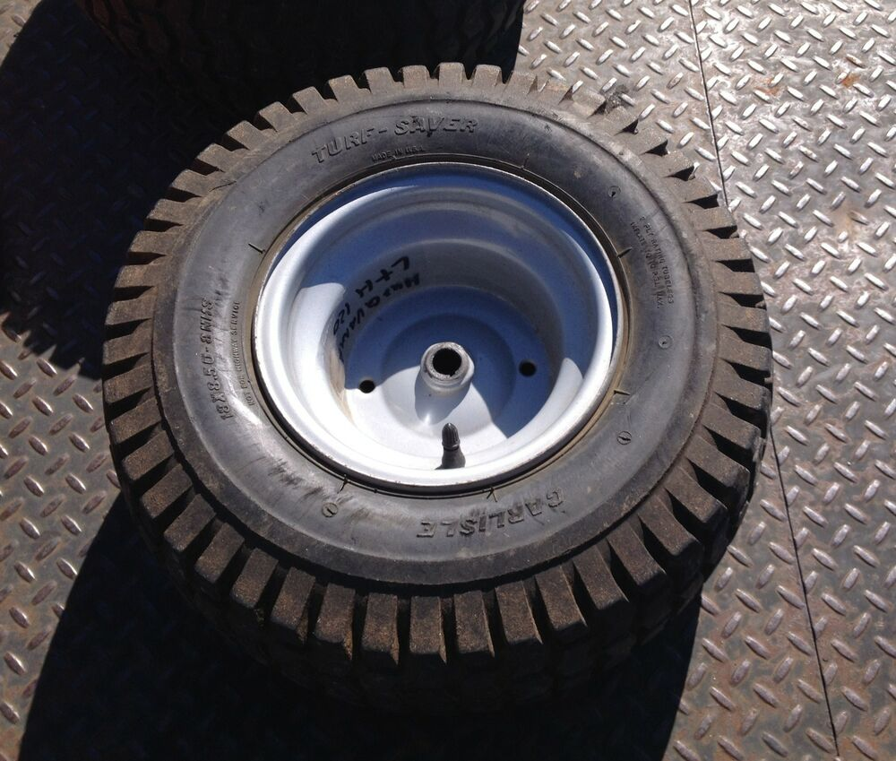 Lawn Tractor Rear Rims : Husqvarna riding mower lawn garden tractor rear rim and