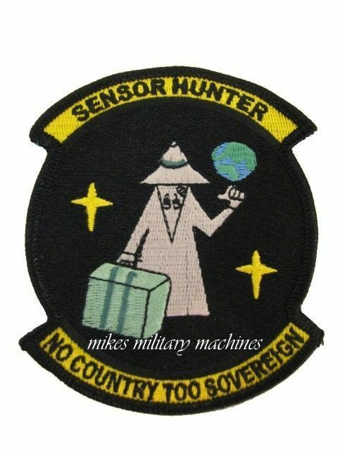 Nro Sensor Hunter Area 51 Military Intelligence Space