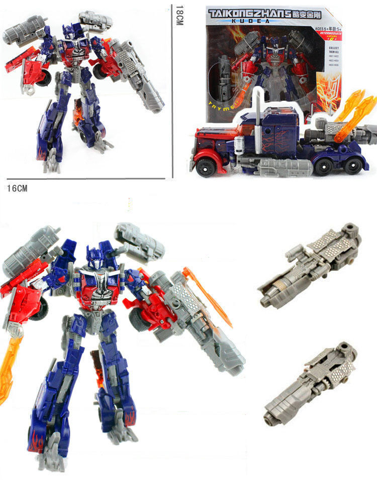 Toys For 5 : Transformers human alliance unique toys marvel robot