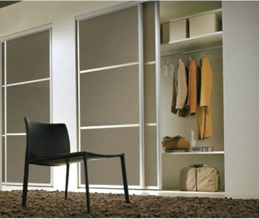 Sliding Wardrobe Doors Eclipse 3 Door H2260mm
