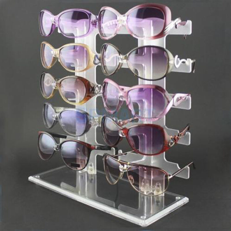 Counter 10 Pair Sunglasses Eyeglass Glasses FRAME RACK ...
