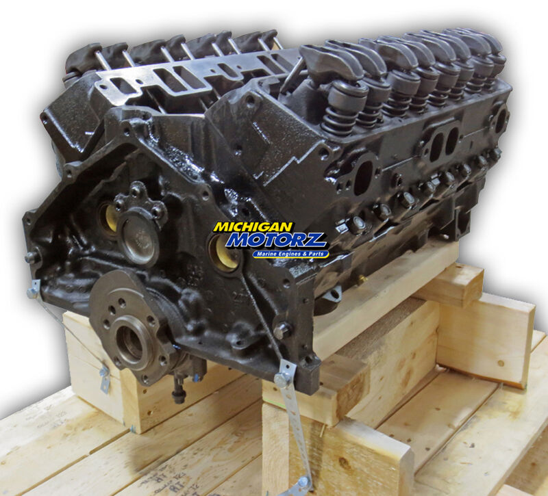 volvo penta 5 0l 305ci remanufactured marine engine. Black Bedroom Furniture Sets. Home Design Ideas
