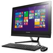 "Lenovo C40 21.5"" Full HD Touch All-in-One Desktop: AMD A6-6310, 1920x1080, 8GB, 1TB, Windows 8.1 $380 + Free Shipping"