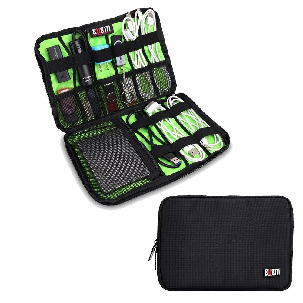 Bubm Universal Cable Charger Organizer Electronics