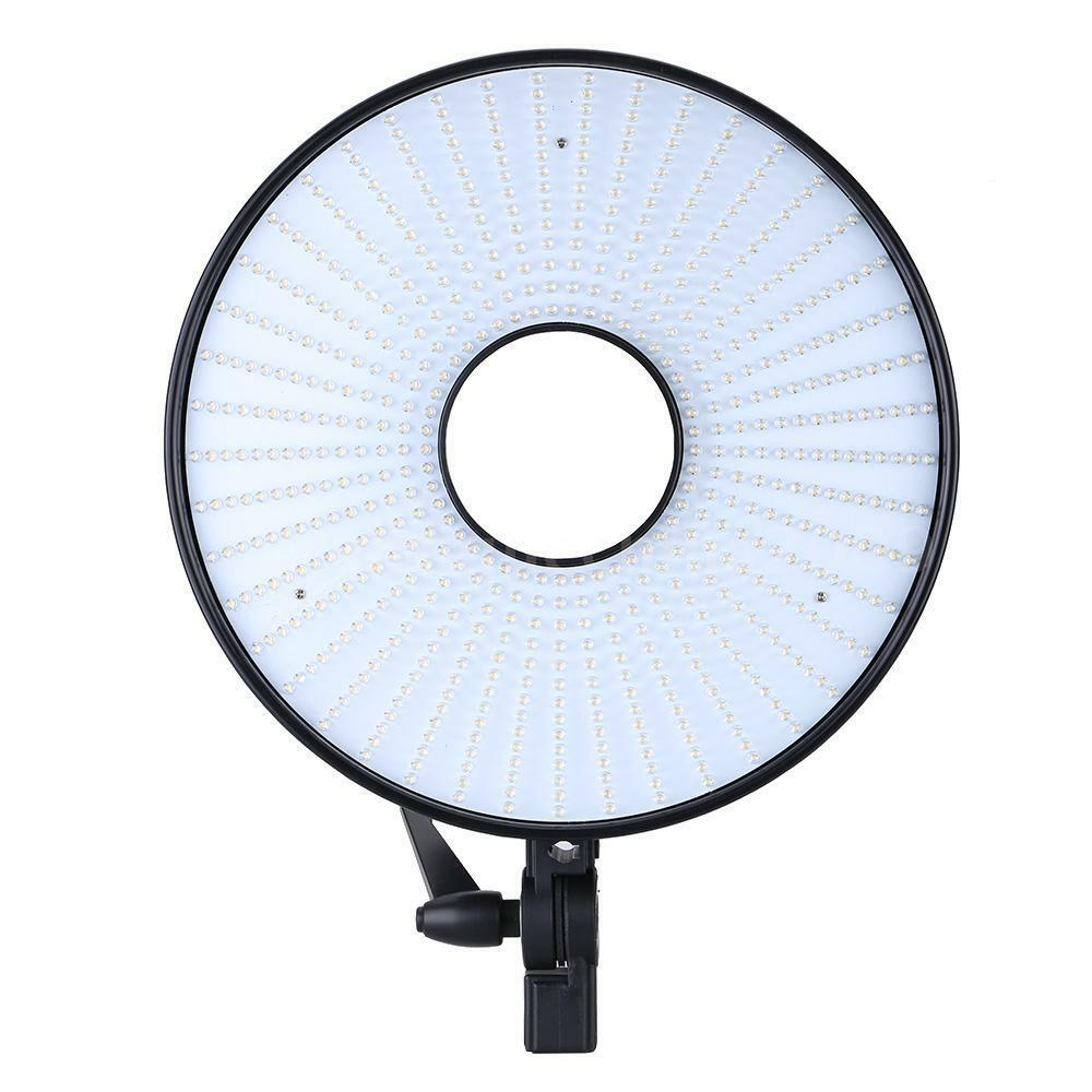 Led Studio Light Repair: 630*LED Ring Photography Studio Video Light Continuous