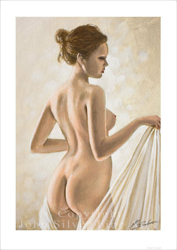 Portrait Female Nude 84