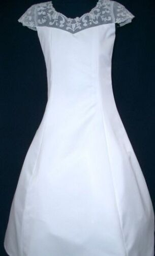 Girls First Holy Communion Confirmation White - Ivory Dresses Girl ...
