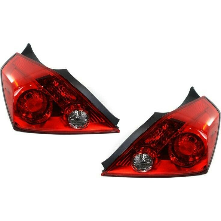 pair tail light for 2008 2013 nissan altima lh rh coupe ebay. Black Bedroom Furniture Sets. Home Design Ideas
