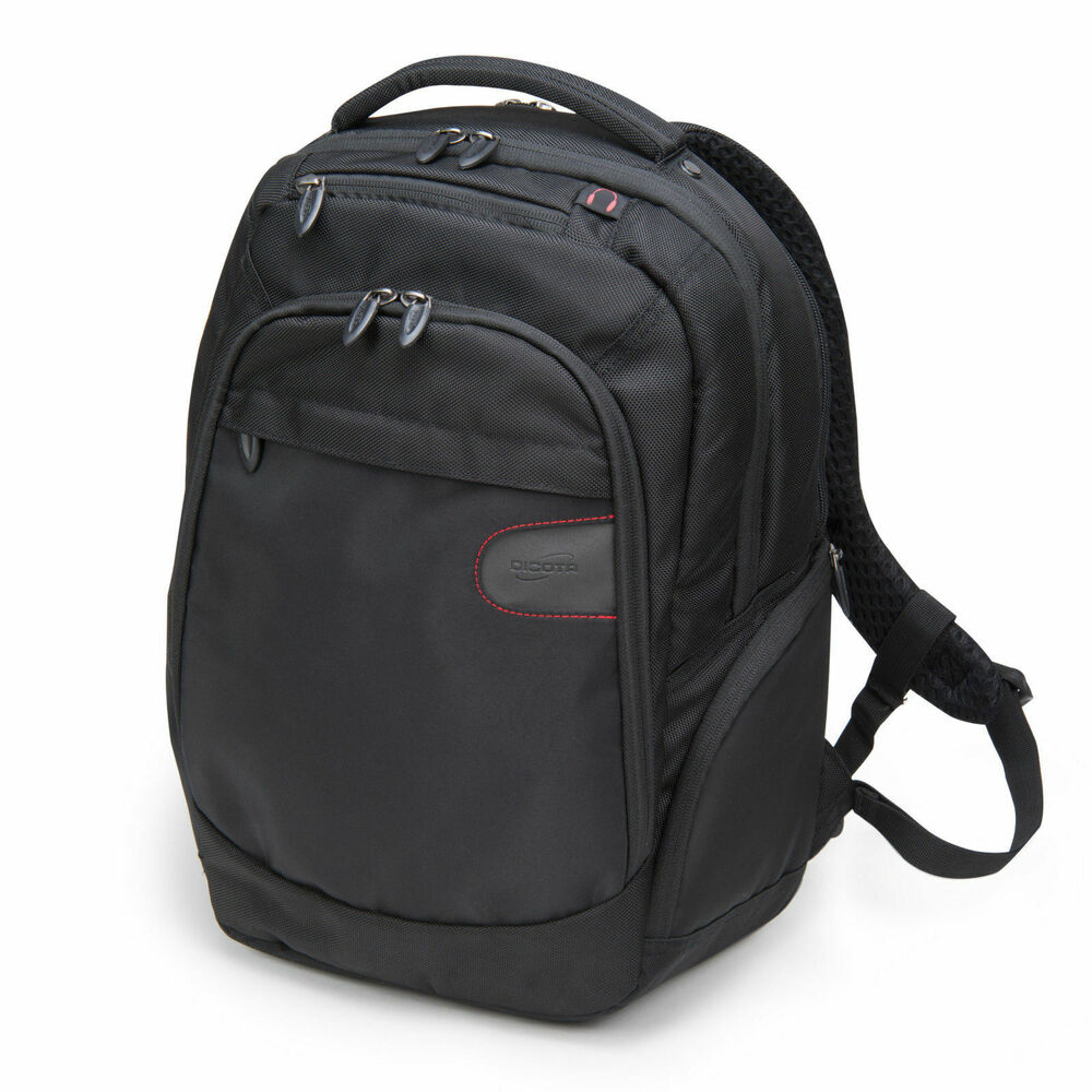 Details about Dicota Laptop Computer Notebook Backpack Bag High Quality for  Up to 16