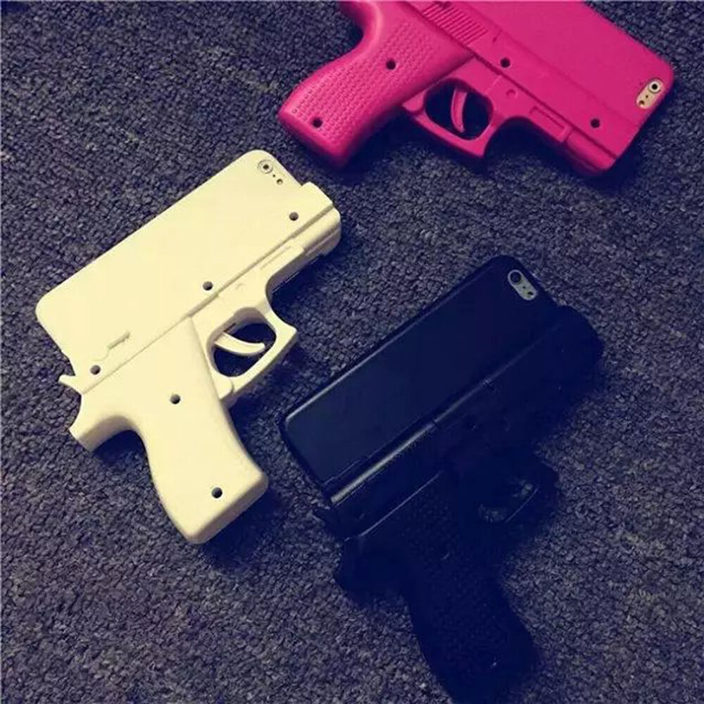 Gun Iphone S Plus Case