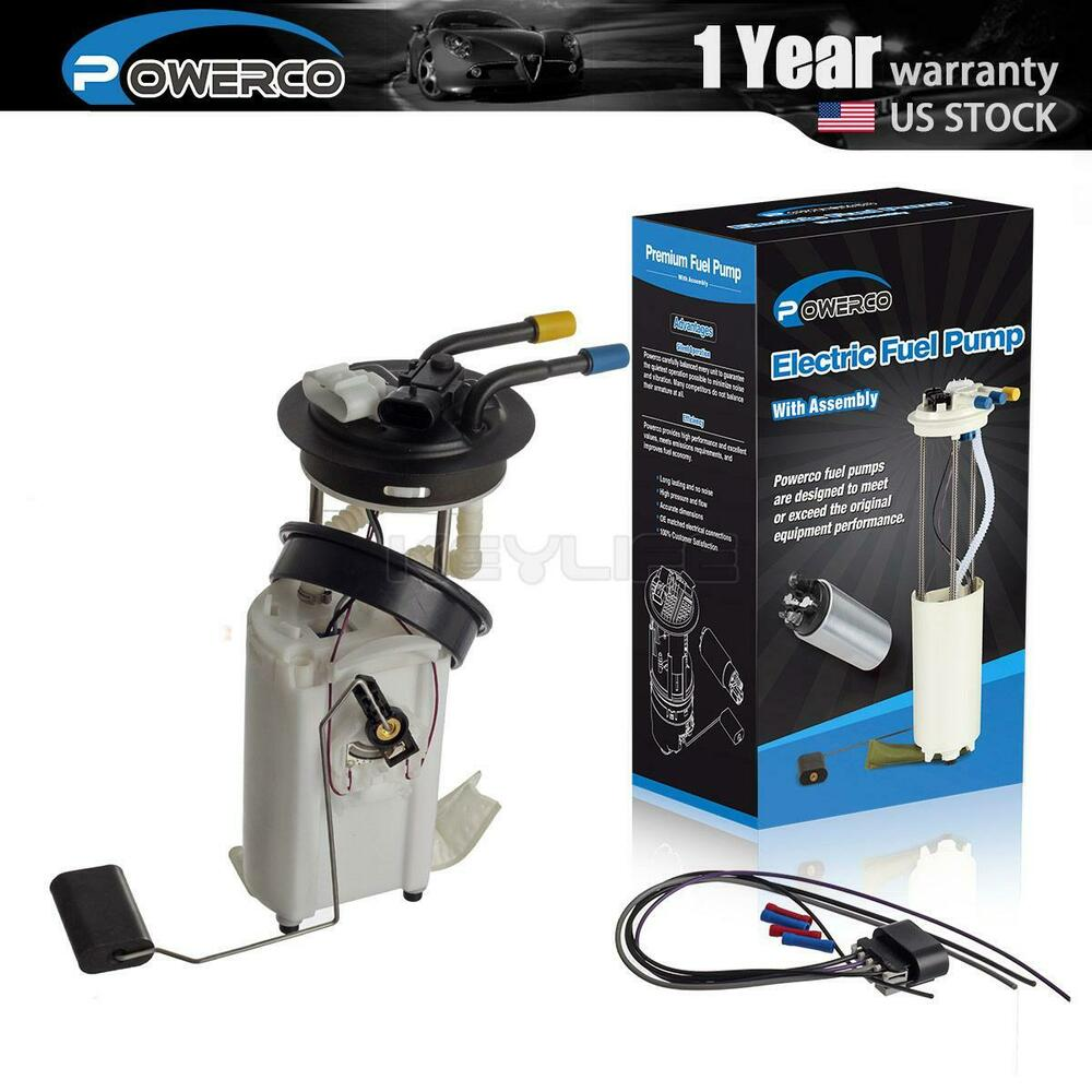 fuel pump module for 2002 2003 chevrolet suburban 1500 5. Black Bedroom Furniture Sets. Home Design Ideas