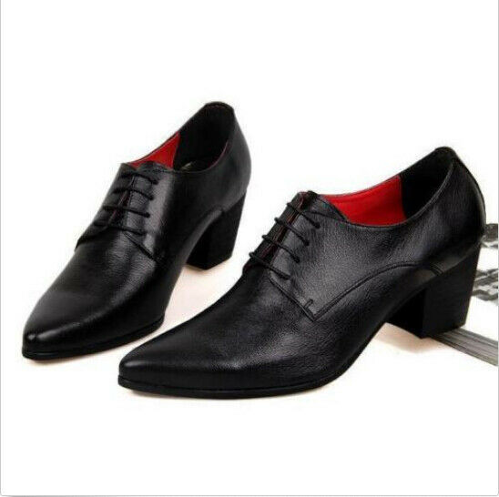 High Heels Formal Shoes For Mens