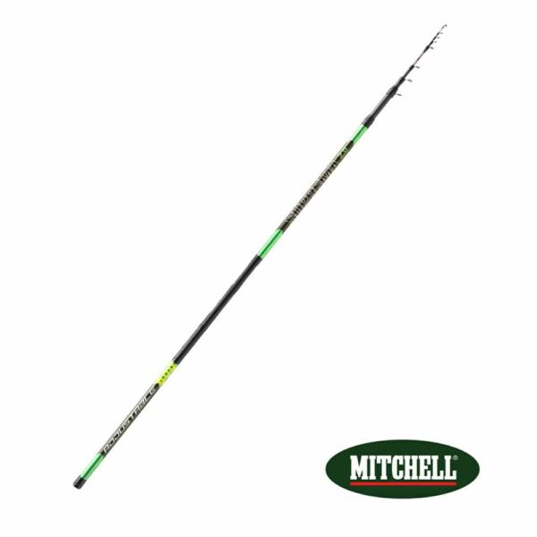 1392803 Canna Mitchell Suprema T-700 Adjustable Teleregolabile 7 Sezioni 7  PP