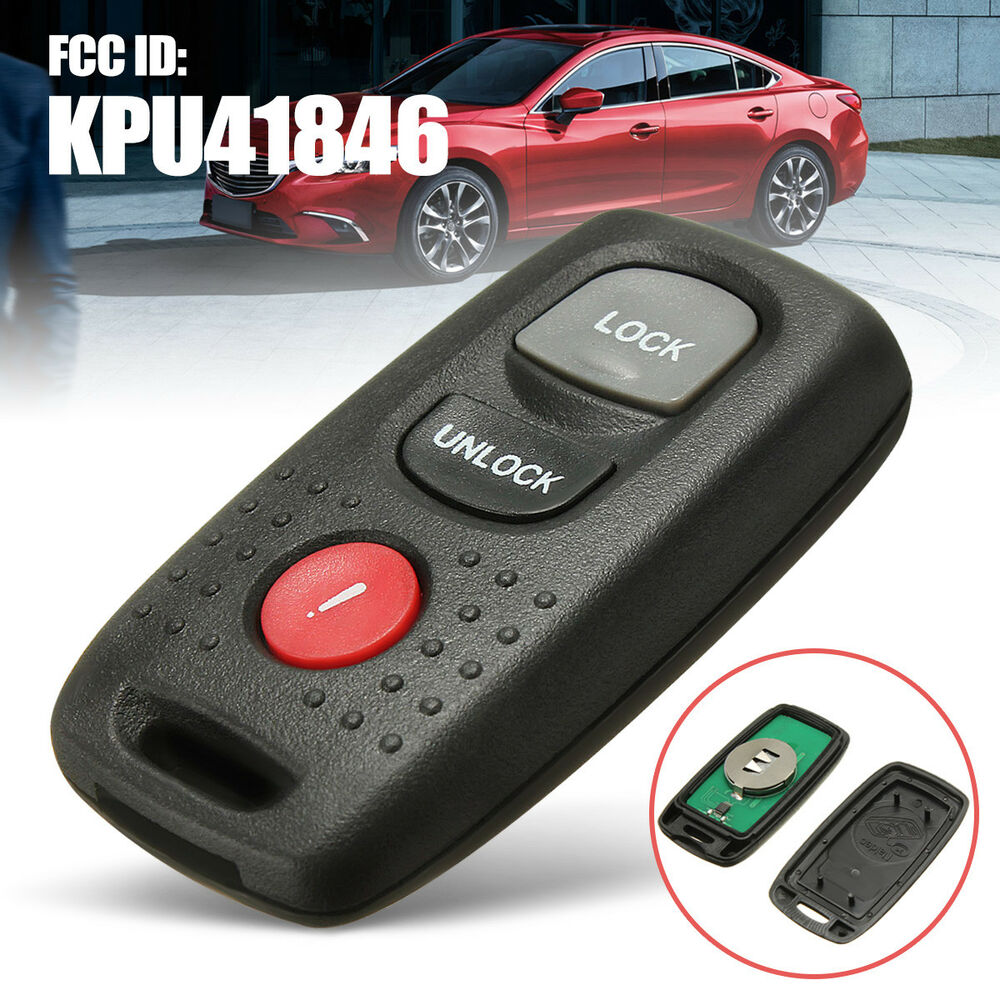how to change mazda cx9 key battery