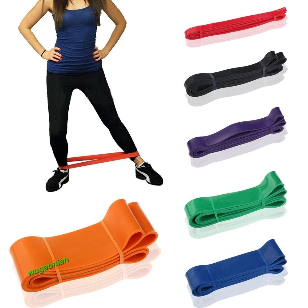 Workout Bands Com: Resistance Bands Exercise Loop Crossfit Strength Weight