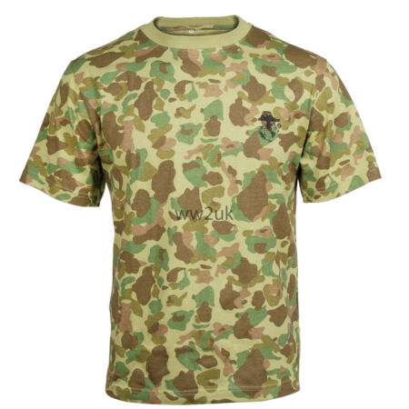 img-WW2 US PACIFIC CAMOUFLAGE T-SHIRT IN SIZES - 35065