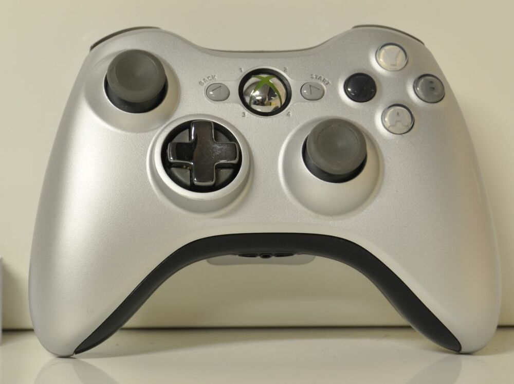how to connect a wireless controller to an xbox 360