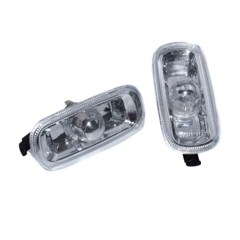 For Audi A6 Quattro S6 Front Driver Left Turn Signal Light Assy Hella H93833011
