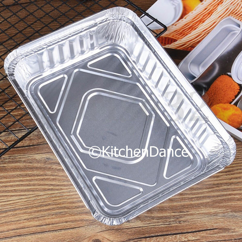 13 X 9 X 2 Quot Disposable Aluminum Cakepan Baking Pan