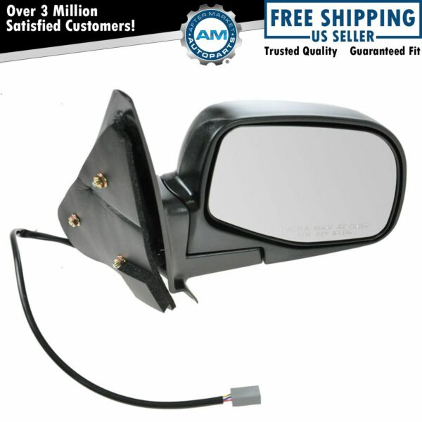 Power Side View Mirror Folding Textured Passenger Right RH for Ranger B-Series