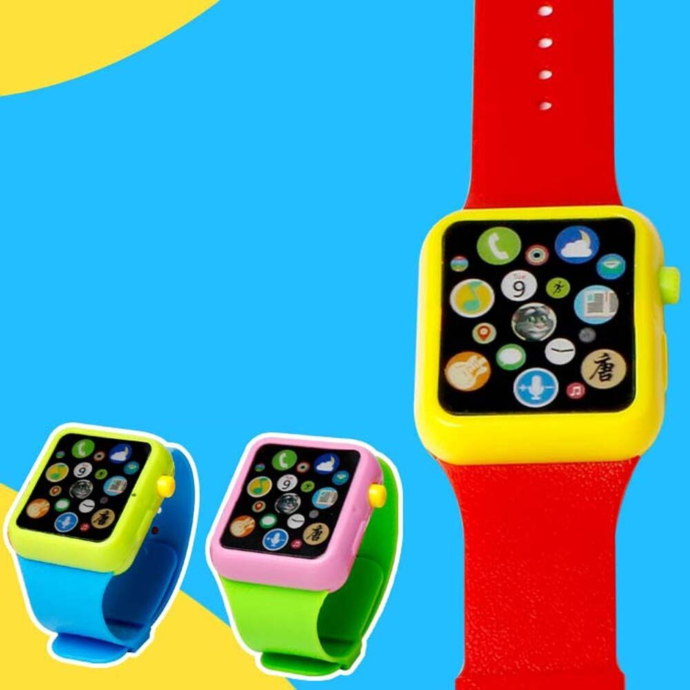 Kids Child Toddler Educational Smart Wrist Watch Early ...