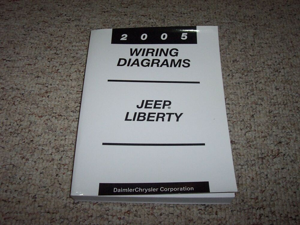 2005 jeep liberty electrical wiring diagram manual sport. Black Bedroom Furniture Sets. Home Design Ideas
