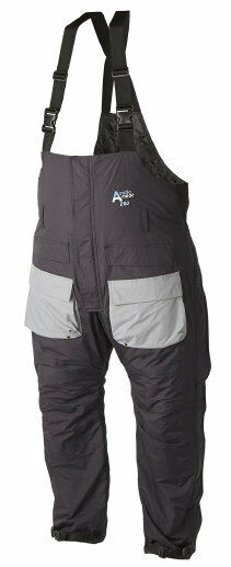 Arctic armor pro suit floating extreme weather ice fishing for Ice fishing bibs and jacket