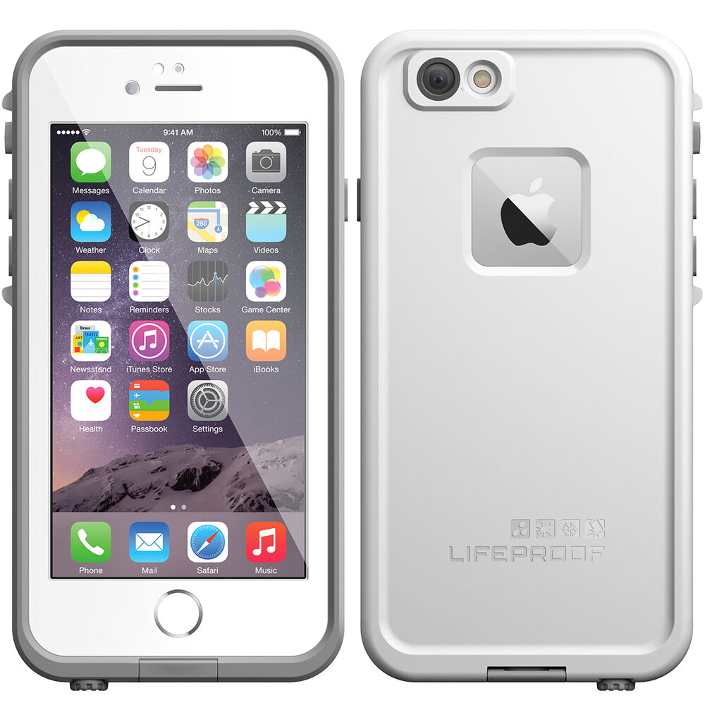 iphone 6 lifeproof case brand new lifeproof fre series waterproof for apple 14994