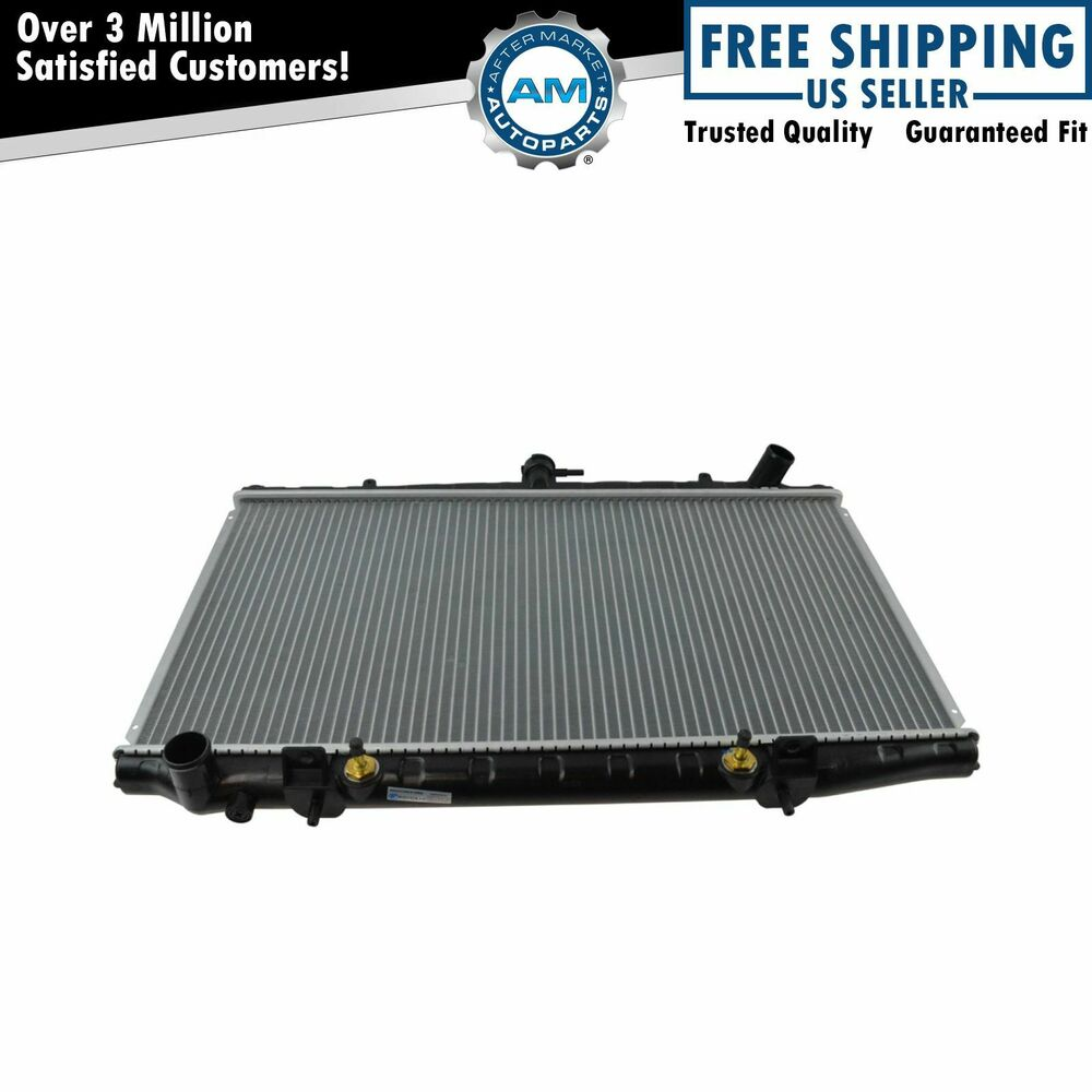 Radiator Assembly Aluminum Core Direct Fit For 93