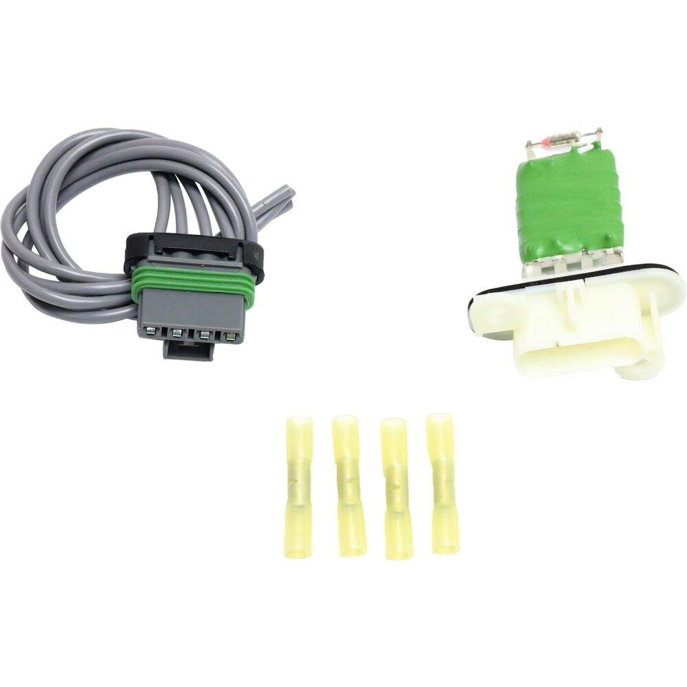 new blower motor resistor chevy chevrolet colorado gmc. Black Bedroom Furniture Sets. Home Design Ideas