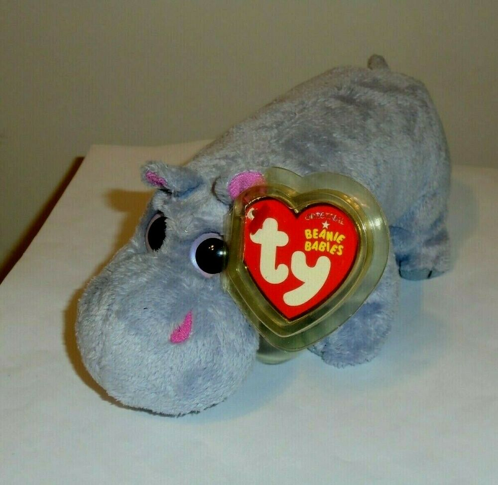 Details about Ty Beanie Baby ~ TUMBA the Hippo - NEW - MINT with MINT TAGS 3c8bb9bd012