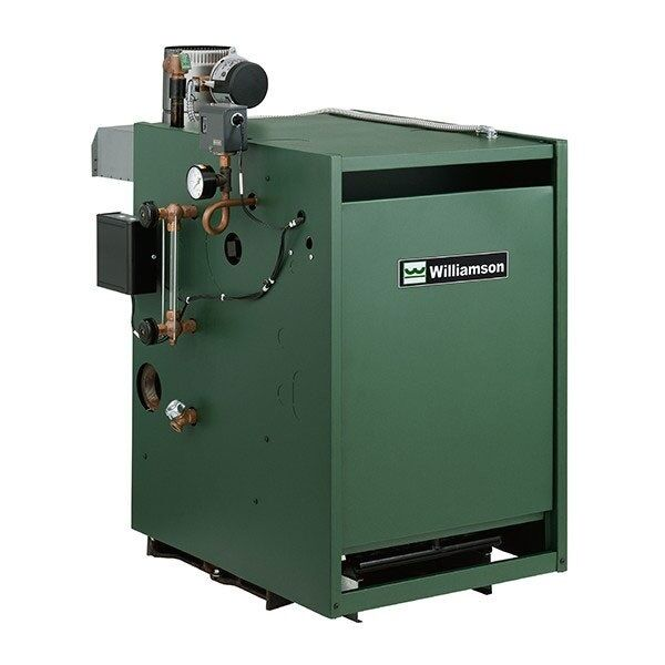Williamson Weil Mclain Gas Steam Boiler 75k Gsa 075 N Ebay