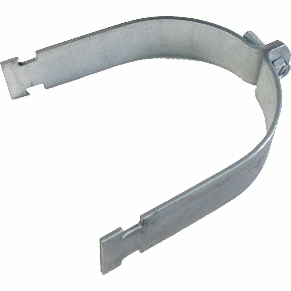 The unistrut uni inch stainless steel pipe clamp ebay