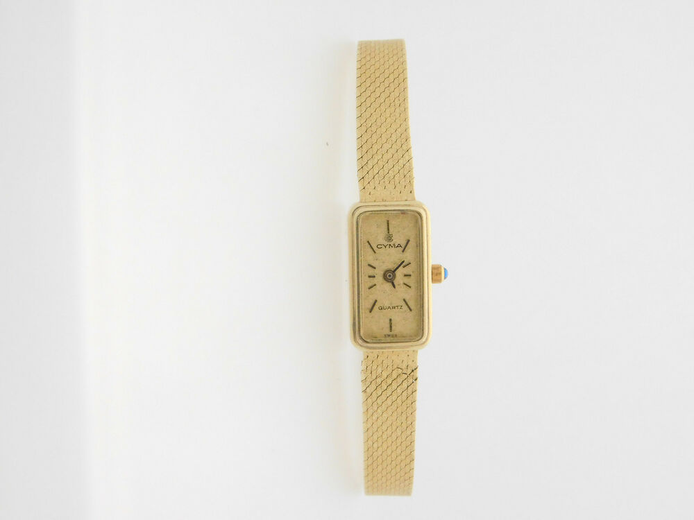 ladies vintage cyma watches