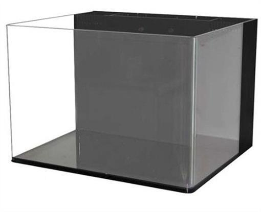 Jbj 30 gallon rimless series nano cube aquarium fish tank for Aquarium nano cube