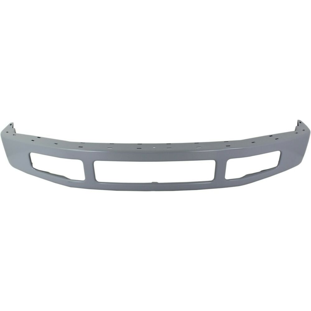 front bumper for 2008 2010 ford f 250 super duty f 350 super duty steel ebay. Black Bedroom Furniture Sets. Home Design Ideas