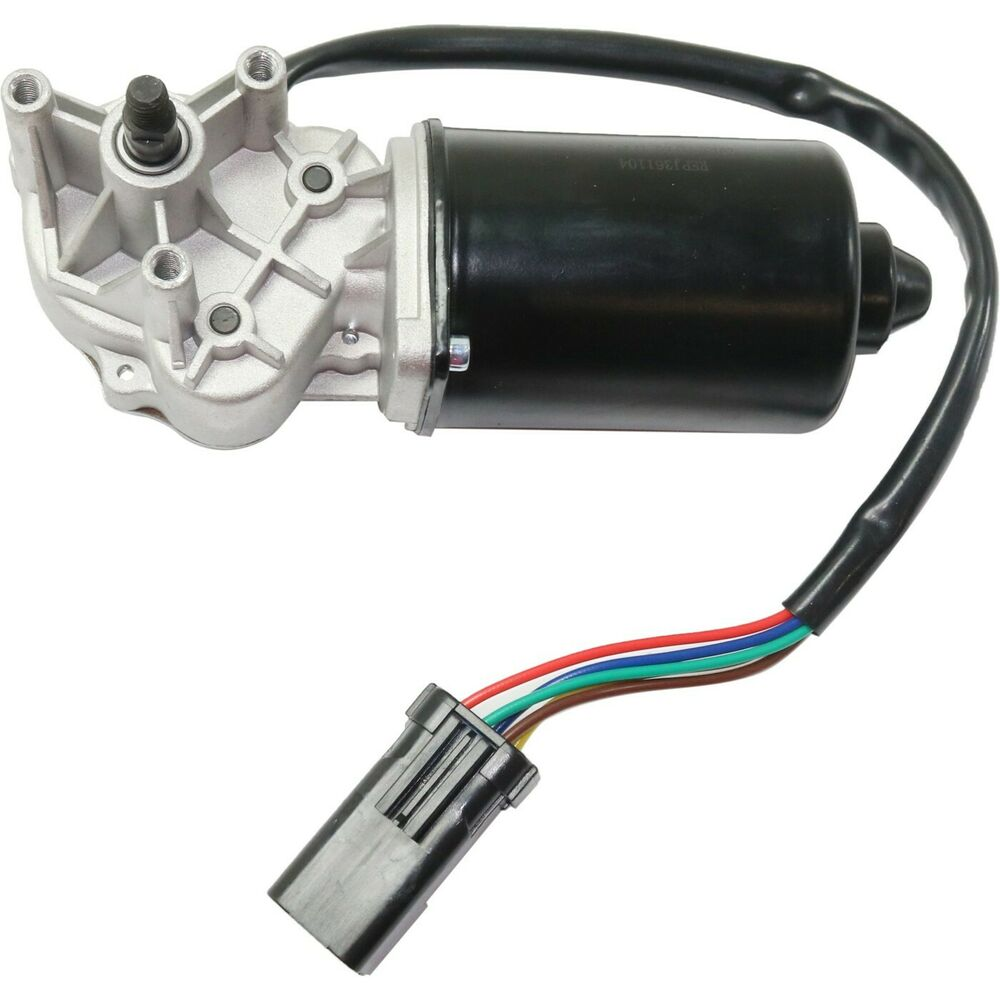 New Windshield Wiper Motor Front Jeep Wrangler 1997