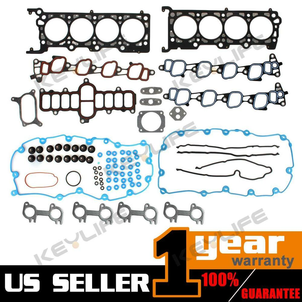Ford F 150 2000 Cylinder Head Gasket: Cylinder Head Gasket Set For Ford E150 E250 Expedition