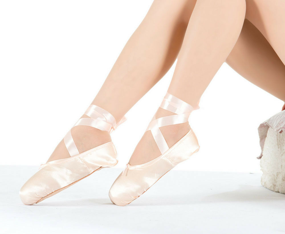 newest ballet toe shoes womens childrens