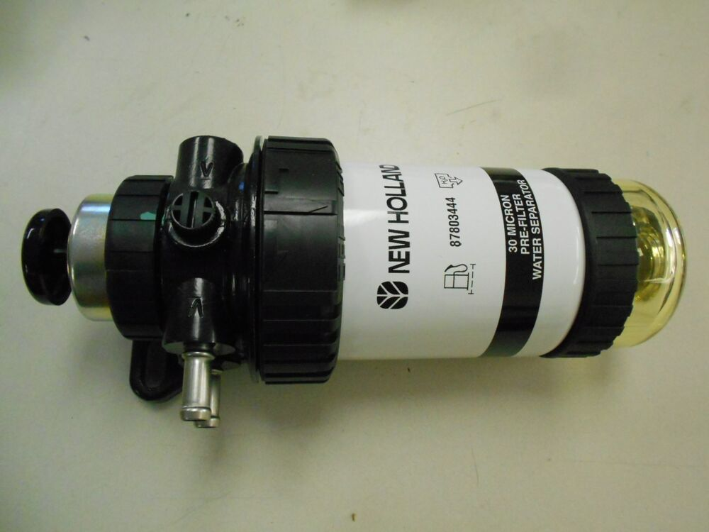 new holland fuel filter 87494263 new holland c175 l160 l170 l175 skidsteer fuel ... #7