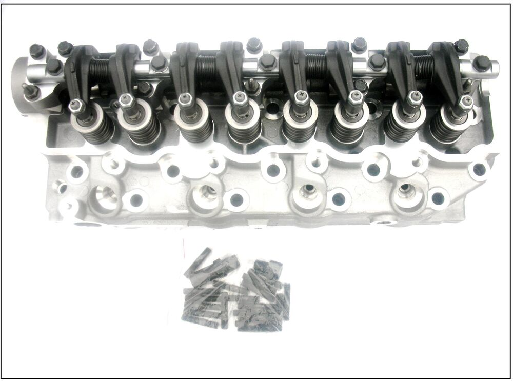 mitsubishi 4d56  t complete cylinder head shogun pajero l200 animal 1999 2006 new