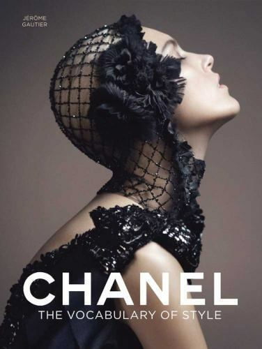 The Fashion Book Hardcover ~ Chanel a vocabulary of style by jerome gautier