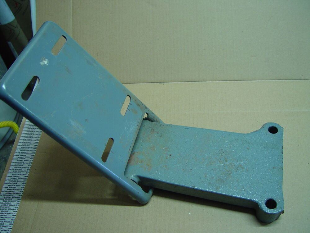 Vintage Rockwell Delta Motor Mount Belt Tensioner 10 Table Saw 34 Xxx Series Ebay