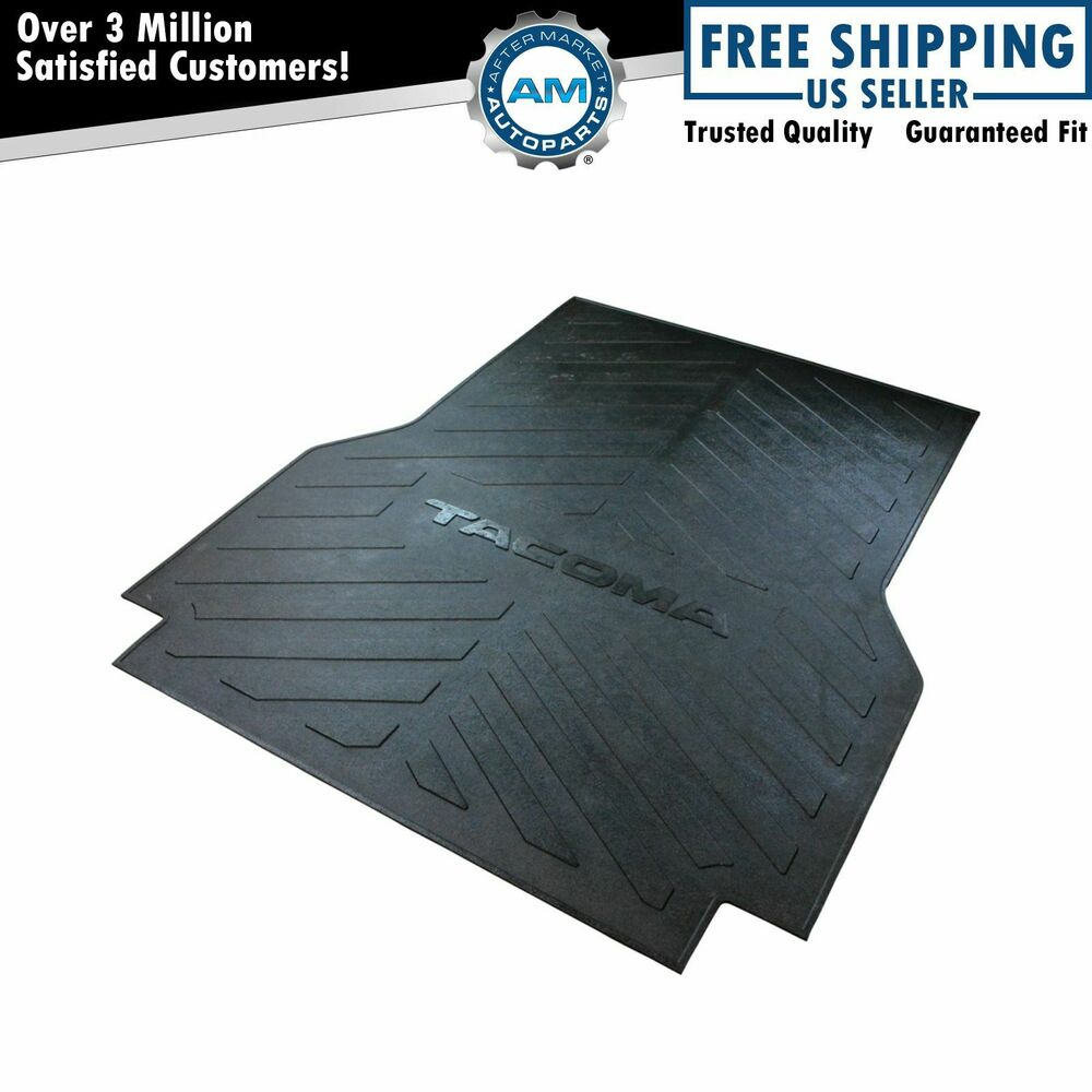 Oem Bed Mat Liner Molded Rubber For Toyota Tacoma 5 Foot