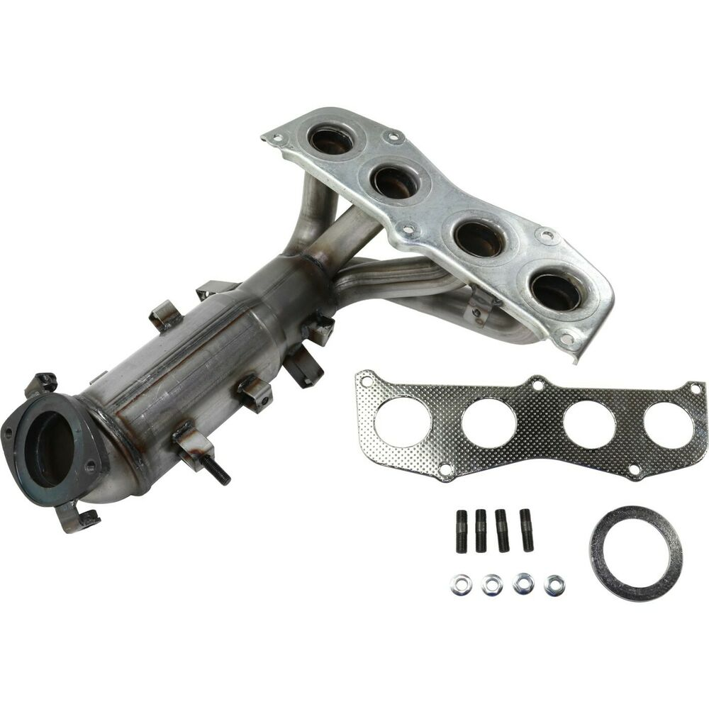 Toyota Solara Exhaust Manifold Engine System Intake: Evan Fischer Catalytic Converter For Toyota 02-09 Camry
