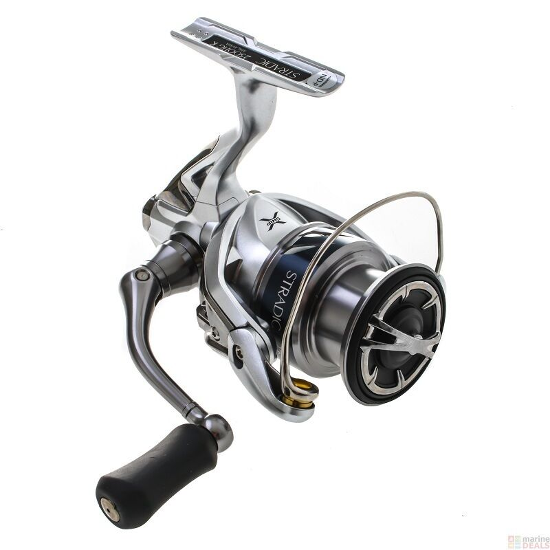 New 2016 shimano stradic 2500 6 0 1 spinning fishing reel for Ebay fishing reels shimano