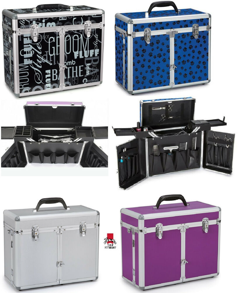 Dog Grooming Carry Case